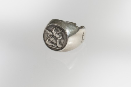 Ring Angel Signet