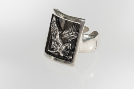 Ring Eagle Signet